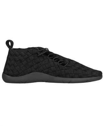Bottega Veneta 651306 V0GV1 PLAT LACE-UPS Sneakers