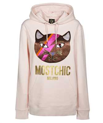 NIL&MON CHIC CATGOLD OVERSIZE Hoodie