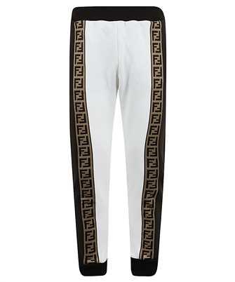 Fendi FAB562 AD39 FF RIBBON Trousers