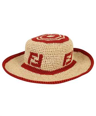 Fendi FXQ687 ADRG BUCKET Hat