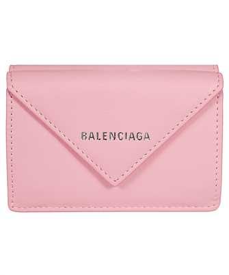 Balenciaga 391446 DLQ0N PAPIER MINI Wallet