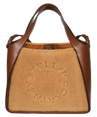 Stella McCartney 513860 W8837 LOGO TEDDY MAT CROSSBODY Bag