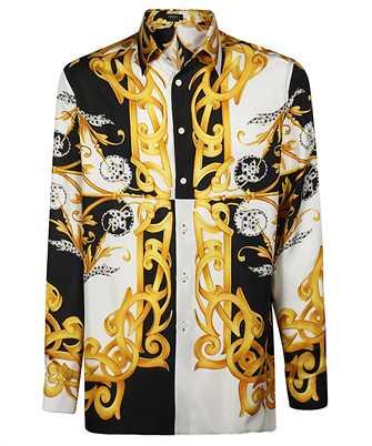Versace A84050 A235781 BAROCCO ACANTHUS Shirt