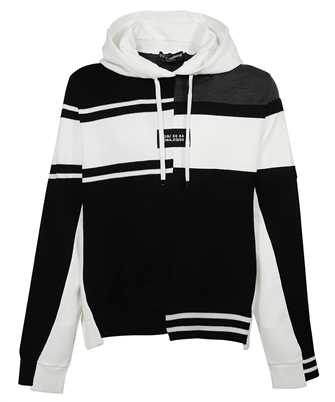 Dolce & Gabbana GXE37Z JBML8 WOOL AND CASHMERE Hoodie