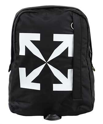 Off-White OMNB019R21FAB001 ARROW EASY Backpack