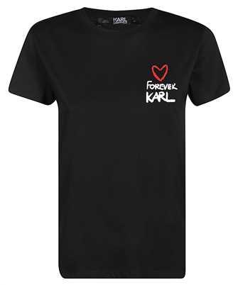 Karl Lagerfeld 205W1702 FOREVER KARL T-shirt
