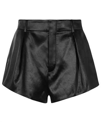 Saint Laurent 646180 Y3C76 SATIN MINI Shorts