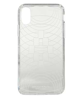Marcelo Burlon CMPA014R20MAT007 TRANSPARENT iPhone XS cover