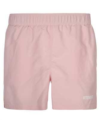 Vetements ME51PA520P LOGO Swim shorts