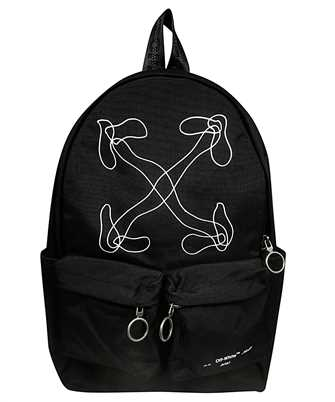 Off-White OMNB003F19C36011 ABSTRACT ARROWS Backpack