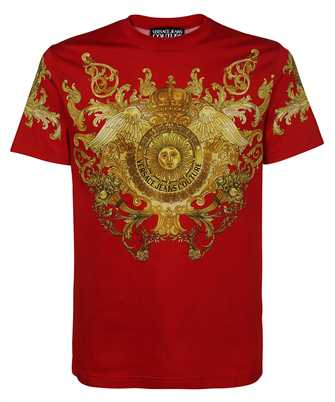 Versace Jeans Couture B3GWA7S1 S0274 LOGO T-Shirt
