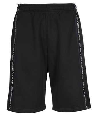 Vetements MA52TR560B LOGO TAPE Shorts