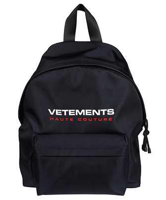 Vetements UE51BA700N LOGO HAUTE COUTURE Backpack