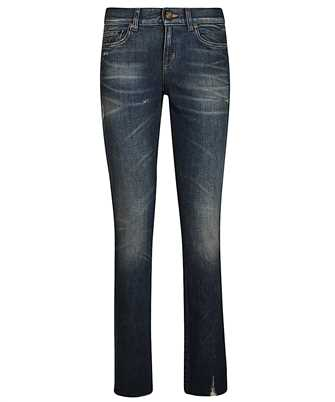 Saint Laurent 602816 YD993 LOW WAIST Jeans