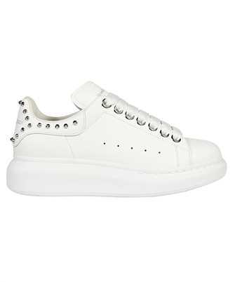 Alexander McQueen 650794 WHQYW SILVER HARDWARE Sneakers