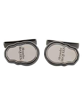 Alexander McQueen 650882 J160K SKULL TAG Cufflinks