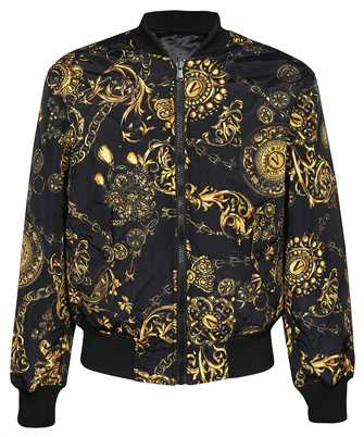Versace Jeans Couture 71GAS407 CQS00 REVERSIBLE BOMBER Jacket