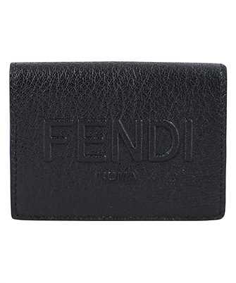 Fendi 7M0280 ADP7 TRIFOLD MOVIE RANGER Wallet
