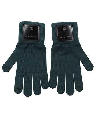 Givenchy BPZ03L P0F2 LOGO PATCH Gloves