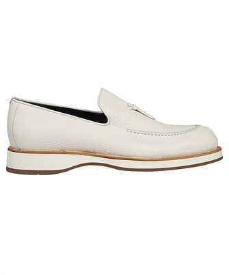 Brioni QFDI0L P7731 LUKAS CASUAL ALMOND Shoes