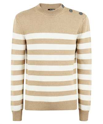 Balmain UH03432K030 STRIPED Knit