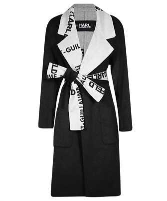 Karl Lagerfeld 206W1504 DOUBLE-FACED Coat