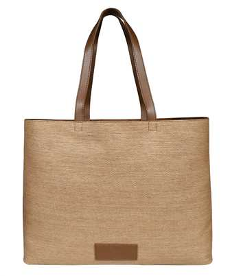 MAX MARA WEEKEND 55111514600 ANNICA STRAW EFFECT SHOPPER Bag