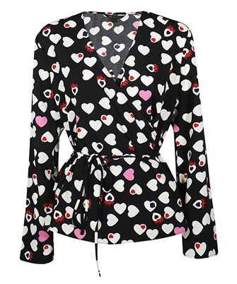 Armani Exchange 6HYH07 YNP5Z PATTERNED Shirt
