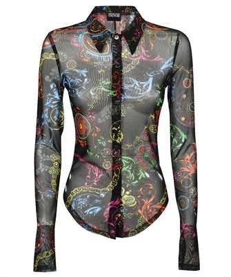 Versace Jeans Couture 71HAL200 JS010 PRINT BIJOUX BAROQUE Shirt