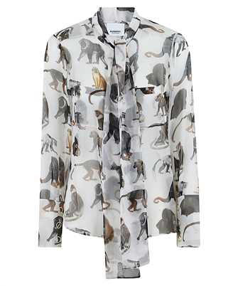Burberry 8030901 MONKEY PRINT Shirt