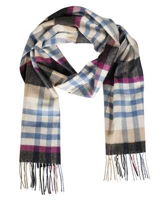 Johnstons WA000016 GINGHAM CASHMERE CHECK 180x25CM Scarf
