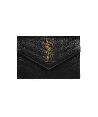 Saint Laurent 414404 BOW01 MONOGRAM SMALL ENVELOPE Geldbörse