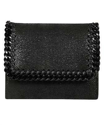 Stella McCartney 431000 W8180 FALABELLA SMALL FLAP Wallet