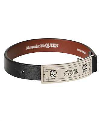 Alexander McQueen 602565 1BU0Y IDENTITY Bracelet