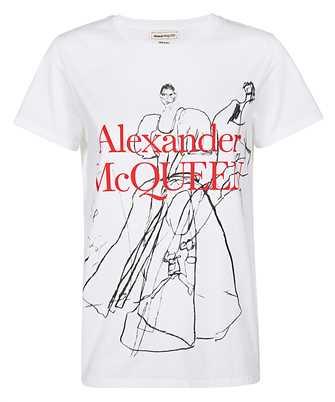 Alexander McQueen 620601 QZABD T-shirt