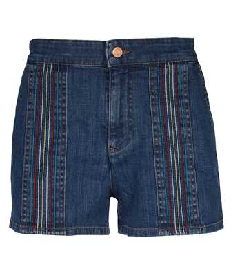 See By Chloè CHS21UDS01150 SIGNATURE DENIM Shorts