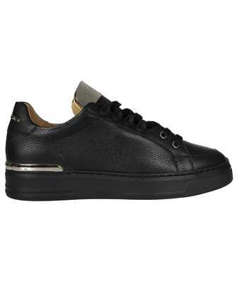 Philipp Plein FAAS MSC3211 PLE010N LEATHER LO-TOP Sneakers