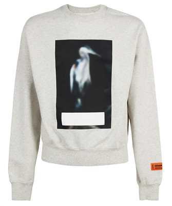 Heron Preston HMBA016F21JER007 LIGHT CENSORED Sweatshirt