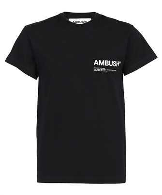 Ambush BMAA007F21JER001 JERSEY WORKSHOP T-shirt