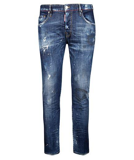 Dsquared2 S74LB0440 S30342 SKATER Jeans