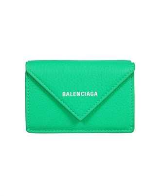Balenciaga 391446 18D3N PAPIER MINI Wallet