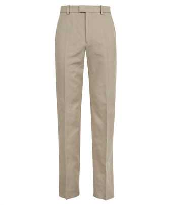 Bottega Veneta 657796 V0BT0 DOUBLE COTTON CANVAS Trousers