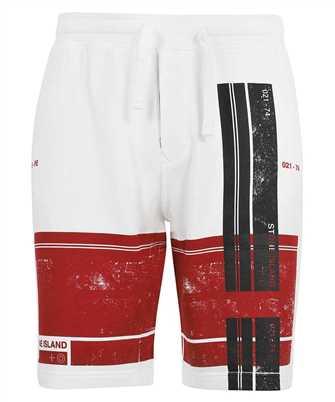 Stone Island 66596 BLOCK Shorts