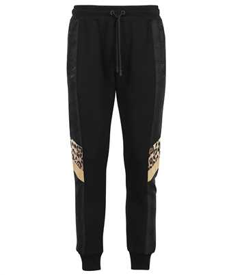 Dolce & Gabbana GWJRAZ G7YRX MIXED-FABRIC JOGGING Pantalone