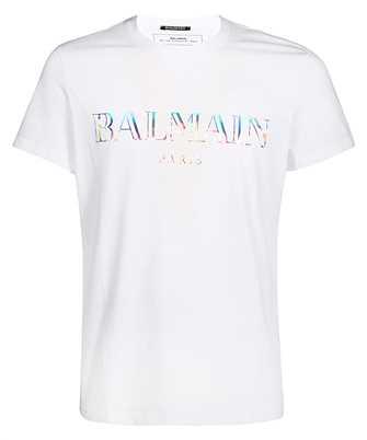Balmain RH11601I0552 T-shirt