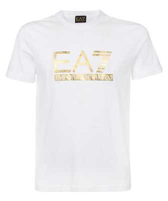 EA7 3KPT87 PJM9Z EMBOSSED LOGO T-shirt