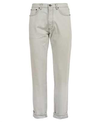 Saint Laurent 651900 Y01KA RELAXED STRAIGHT-CUT Jeans