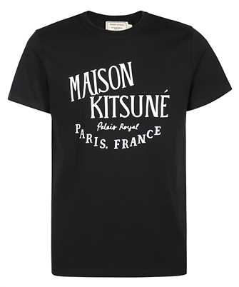 Maison Kitsune AM00100KJ0008 PALAIS ROYAL CLASSIC T-shirt