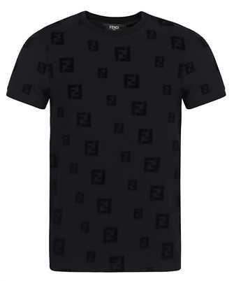 Fendi FAF578 AE15 FF CHENILLE T-shirt