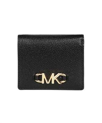 Michael Kors 34T1GZYF1L IZZY SMALL LOGO EMBELLISHED BILLFOLD Wallet